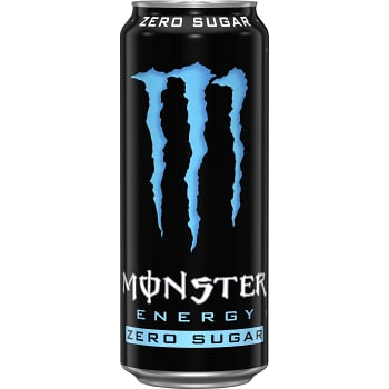 Energidryck Absolutely zero 50cl Monster Energy