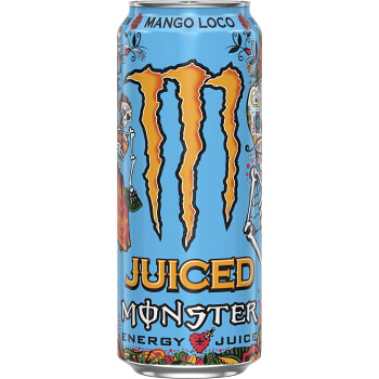 Energidryck Mango loco 50cl Monster