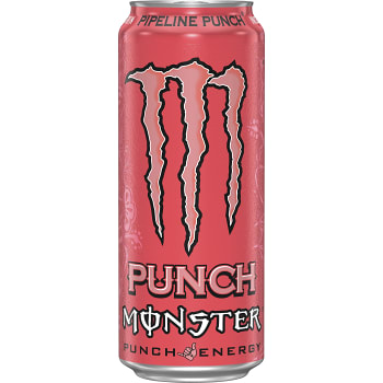 Energidryck Pipeline punch 50cl Monster Energy