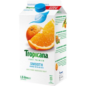 Juice Apelsin utan frukkött 1,5l Tropicana