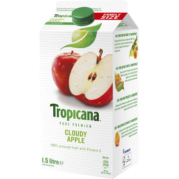 Juice Äpple 1,5l Tropicana