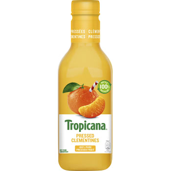 Juice Pressed clementine 900ml Tropicana