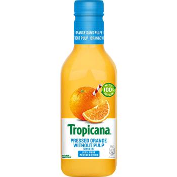 Juice Smooth Apelsin utan fruktkött 900ml Tropicana