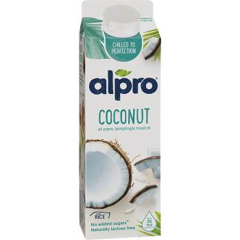 Kokosdryck Original 1l Alpro