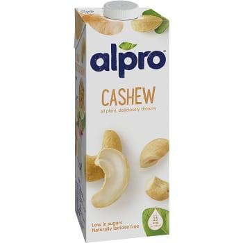 Cashewdryck Glutenfri laktosfri mjölkfri 1l Alpro