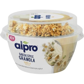 Fermenterad Sojaprodukt Vanlj 140g Alpro