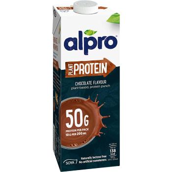 Sojadryck High Protein Chokladsmak 1l Alpro