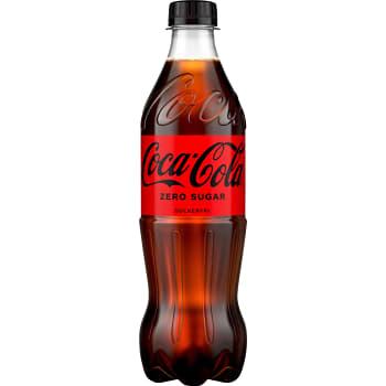 Läsk Coca-Cola Zero 50cl
