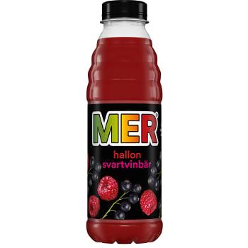 Fruktdryck Hallon & svartvinbär 50cl MER