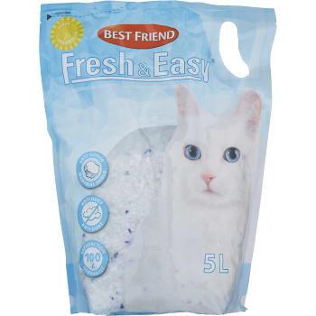Fresh & Easy Kattsand 5l Best Friend
