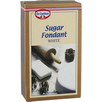 Sugar fondant Vit 250g Dr.Oetker