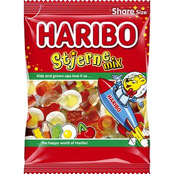 Stjänmix 300g Haribo
