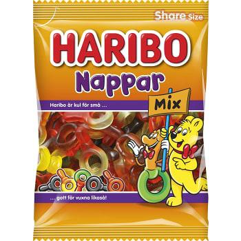 Nappar Mix 300g Haribo