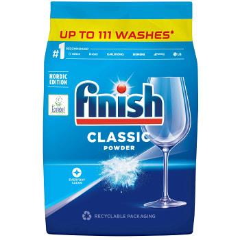 Maskindiskpulver Classic 1,5kg Miljömärkt Finish