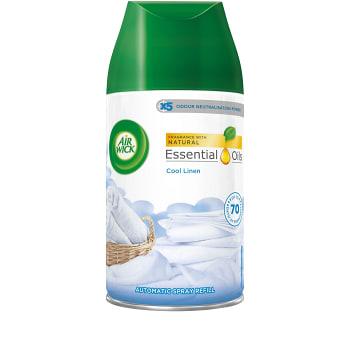 Luftfräschare Freshmatic Cool linen & almond blossom Refil 250ml Air Wick