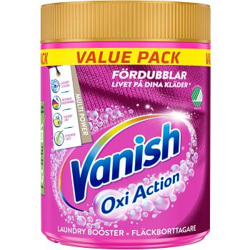 Fläckborttagning Pulver Color 940g Miljömärkt Vanish