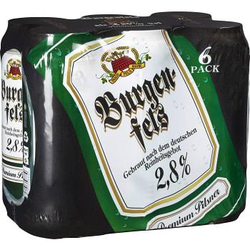 Öl 2,8% 50cl 6-p Burgenfels Öl