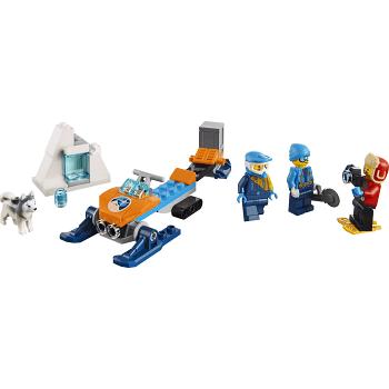 City Arktiskt utforskningsteam 60191 LEGO