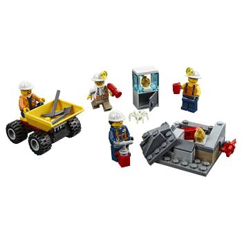 City Gruvteam 60184 LEGO