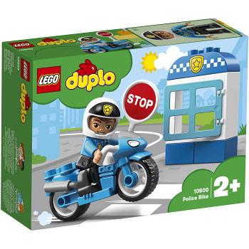 DUPLO Polismotorcykel 10900 LEGO