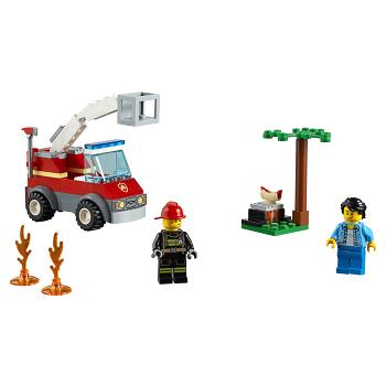 City Grillbrand 60212 LEGO