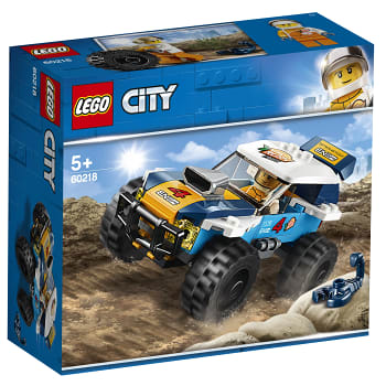 City Ökenrallybil 60218 LEGO