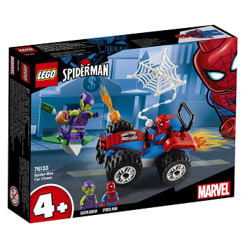 Spider-Man Biljakt 76133