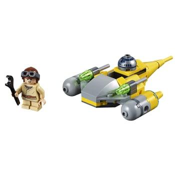 Star Wars TM Naboo Starfighter™ Microfighter 75223 LEGO