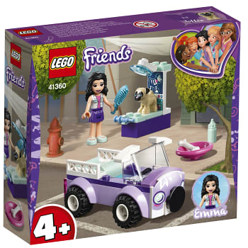 Friends Emmas mobila veterinärklinik 41360 LEGO