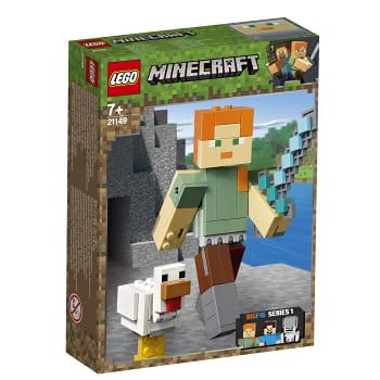 Minecraft Alex BigFig 21149 LEGO