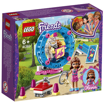 Friends Olivias hamsterlekplats 41383 LEGO
