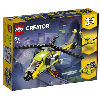 Creator Helikopteräventyr 31092 LEGO