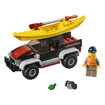 City Kajakäventyr 60240 LEGO
