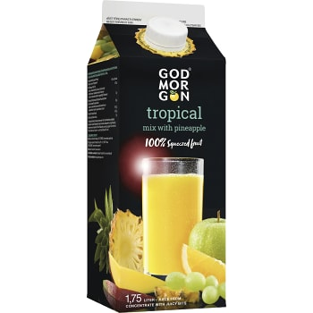 Tropical Juice 1,75l God Morgon