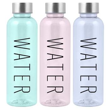 Vattenflaska Olika färger 0,5L Day