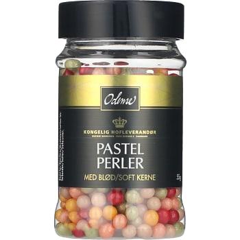 Strössel Pastellpärlor 55g Odense
