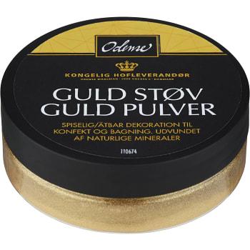 bakdekoration Guld pulver 5g Odense