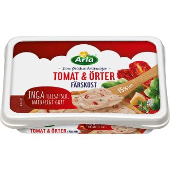 Färskost Tomat & Örter 150g Arla