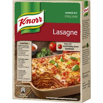 Lasagne 4 portioner 262g Knorr