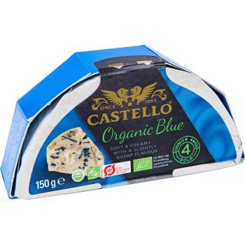 Blue 42% Ekologisk 150g Castello