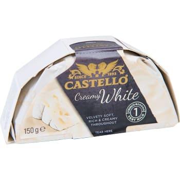 White 39% 150g Castello