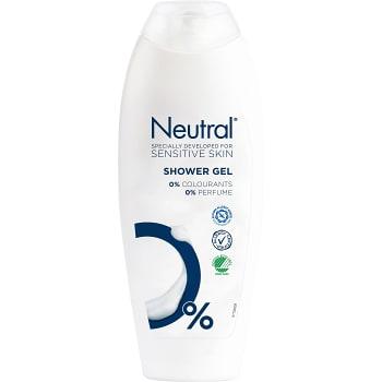 Sensitive skin Duschtvål 250ml Miljömärkt Neutral