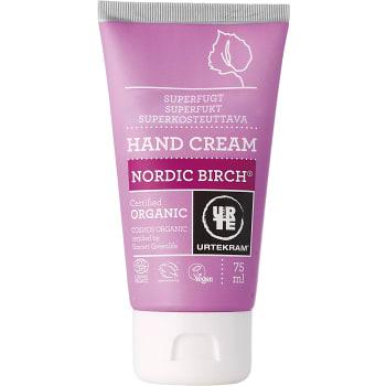 Handkräm Superfukt Nordic Birch Ekologisk 75ml Urtekram