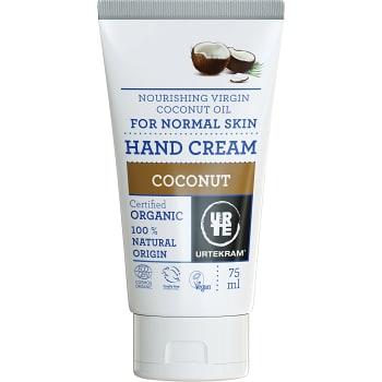 Coconut Handkräm 75ml Urtekram