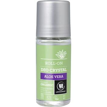 Aloe vera Deodorant 50ml Miljömärkt Urtekram