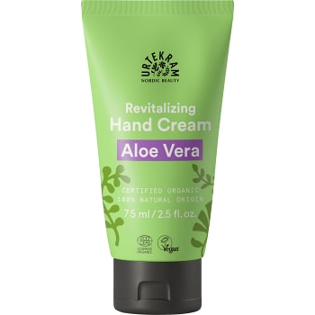 Handkräm Aloe Vera Ekologisk 75ml Urterkram