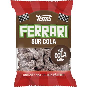 Godis Ferrari Sur Cola 120g Toms