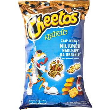 Cheetos med ost & ketchupsmak 80g Frito Lay