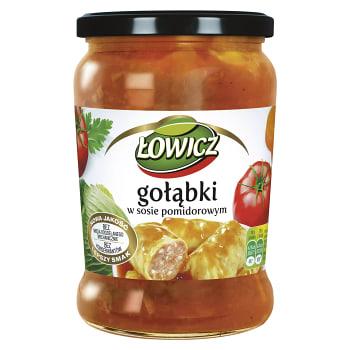 Kåldolmar i Tomatsås 580g Lowicz