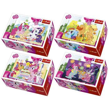 Pussel Mini My Little Pony 54bitar Trefl